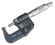 "Sealey AK9635D Digital External Micrometer 0-25mm(0-1"")"