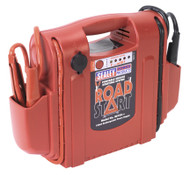Sealey RS102 RoadStartå¬ Emergency Power Pack 12V 1600 Peak Amps