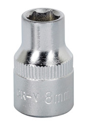 "Sealey S3808 WallDriveå¬ Socket 8mm 3/8""Sq Drive"
