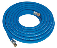 "Sealey AH10R/38 Air Hose 10mtr x åø10mm with 1/4""BSP Unions Extra Heavy-Duty"