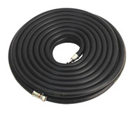 "Sealey AH15RX/38 Air Hose 15mtr x åø10mm with 1/4""BSP Unions Heavy-Duty"