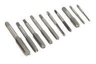 Sealey AK304M Tap Set 10pc Metric