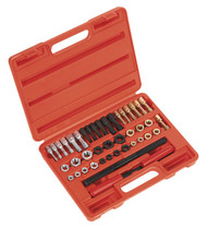 Sealey AK311 Re-Threader Master Kit 42pc Metric