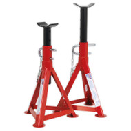 Sealey AS2500 Axle Stands (Pair) 2.5tonne Capacity per Stand
