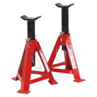 Sealey AS5000 Axle Stands (Pair) 5tonne Capacity per Stand