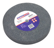 Sealey BG200/16 Grinding Stone åø200 x 25mm 16mm Bore A36Q Coarse
