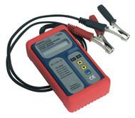 Sealey BT2002 Digital Battery & Alternator Tester 6-12V Battery 6, 12, 24V Alternator