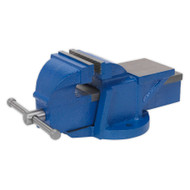 Sealey CV100XT Vice 100mm Fixed Base Professional Heavy-Duty