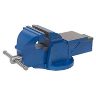 Sealey CV150XT Vice 150mm Fixed Base Professional Heavy-Duty
