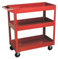 Sealey CX108 Workshop Trolley 3-Level Heavy-Duty