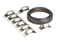Sealey JC972 Hose Clip Set Self-Build 12.7mm Band Width