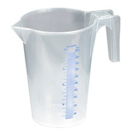 Sealey JT1000 Measuring Jug Translucent 1ltr