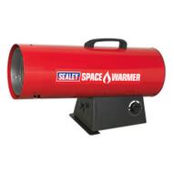 Sealey LP100 Space Warmerå¬ Propane Heater 68,000-97,000Btu/hr