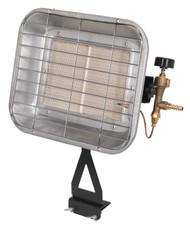 Sealey LP13 Space Warmerå¬ Propane Heater 10,250-15,354Btu/hr Bottle Mounting