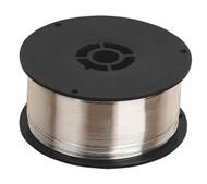 Sealey MIG/5K08A Aluminium MIG Wire 0.5kg 0.8mm 5356 (NG6) Grade