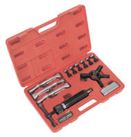 Sealey PS981 Hydraulic Puller Set 19pc