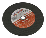 Sealey PTC/300C Cutting Disc åø305 x 2.8mm 25.4mm Bore