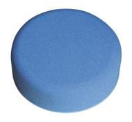 Sealey PTCCHV150B Buffing & Polishing Foam Head Hook & Loop åø150 x 50mm Blue/Medium
