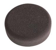 Sealey PTCCHV150P Buffing & Polishing Foam Head Hook & Loop åø150 x 50mm Black/Soft