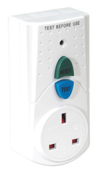 Sealey RCD981 RCD Safety Adaptor 230V