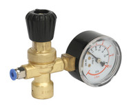 Sealey REG/MMG MIG Gas Regulator Disposable Cylinder 1 Gauge