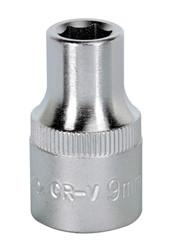 "Sealey S1209 WallDriveå¬ Socket 9mm 1/2""Sq Drive"