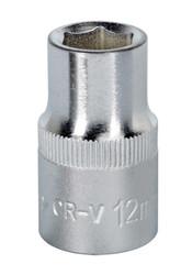 "Sealey S1212 WallDriveå¬ Socket 12mm 1/2""Sq Drive"