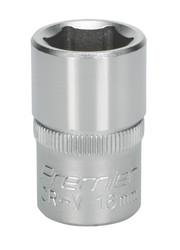 "Sealey S1216 WallDriveå¬ Socket 16mm 1/2""Sq Drive"