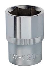 "Sealey S1220 WallDriveå¬ Socket 20mm 1/2""Sq Drive"