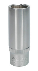 "Sealey S1221D WallDriveå¬ Socket 21mm Deep 1/2""Sq Drive"
