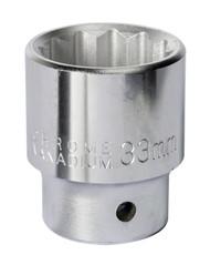 "Sealey S34/33 WallDriveå¬ Socket 33mm 3/4""Sq Drive"