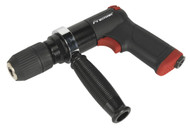 Sealey SA621 Air Drill åø13mm with Keyless Chuck Composite Premier