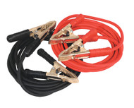 Sealey SBC/25/5/EHD Booster Cables Extra Heavy-Duty Clamps 25mm_ x 5mtr Copper 650Amp