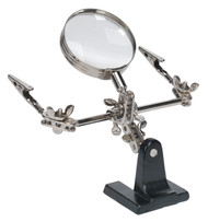 Sealey SD150 Mini Robot Soldering Stand with Magnifier