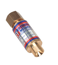 Sealey SGA3/RFA Flash Back Arrestor Auto Resetting Oxygen