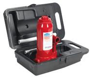 Sealey SJ5BMC Bottle Jack 5tonne with Carry-Case