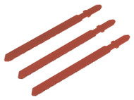 Sealey SJS700B24 Jigsaw Blade 24tpi Pack of 3