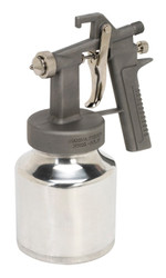 Sealey SSG701 Spray Gun Low Pressure Suction Feed 1.3mm Set-Up
