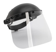 Sealey SSP11 Brow Guard & Full Face Shield Deluxe BS EN 166/B39