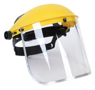 Sealey SSP11E Browguard & Full Face Shield