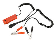 Sealey TL80/L Lead Set 1.5mtr with Inductive Pick-Up for TL80, TL81, TL84, TL85