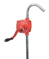Sealey TP55 Rotary Oil Drum Pump 0.2ltr/Revolution