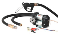 Sealey TP9824 Diesel & Fluid Transfer Pump 24V High Volume