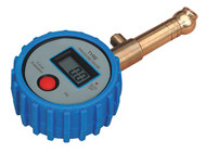 Sealey TST/PG98 Tyre Pressure Gauge Digital with Swivel Head & Quick Release