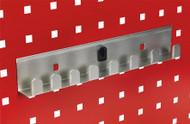 "Sealey TTS35 Socket Holder 270mm - Capacity 8 x 1/2""Sq Drive"