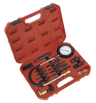 Sealey VSE204 Diesel Engine Compression Test Kit