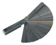 Siegen S0514 Feeler Gauge 32 Blade - Dual Marked