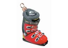 Ski Boot Christmas Ornament