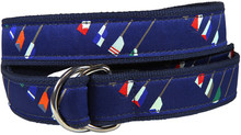 Crew Blades Ribbon Belt for Ladies