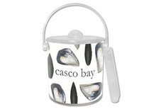 Mussels Lucite Ice Bucket